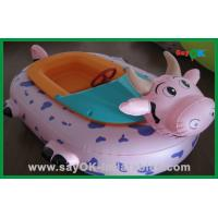 China Big Funny Inflatable Water Toys Kids Inflatable Boat For Amusement Park on sale