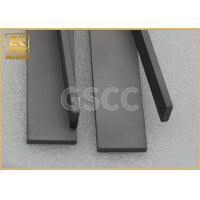 Quality High Hardness Tungsten Carbide Strips For Roughing Of Iron / Solid Wood for sale