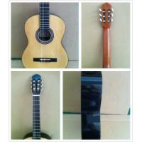 Quality Matt Rosewood Back Solidwood Spruce Wood Classical Guitar 39 inch TP-CG16 for sale