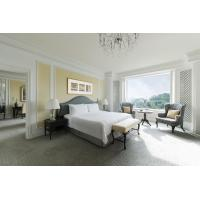Buy Custom Made Hotel Room Furniture / Queen Size Bedroom Sets 3 Years Warranty at wholesale prices