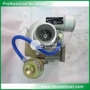 Buy cheap Yuchai 492 Y4C Turbocharger SJ50FY  F3400-1118100-383 Borgwarner Turbo kit Y4CF F34-1118100-383 from wholesalers