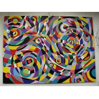 Quality modern art painting crystal surface for sale