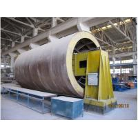 Quality Horizontal GRP tank winding production line for sale