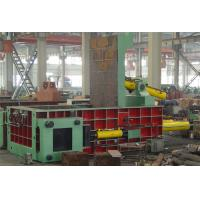 Quality Scrap Press Machine / Hydraulic Metal Baler For Waste Aluminum , Stainless Steel for sale