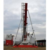 Quality R250 Slant Oilfield Workover Rigs For Loading And Unloading Drill Rods for sale