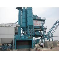 Quality 160℃ Bitumen Mixture Asphalt Drum Mix Plant With Single / Sync Adjustment For Cold Feeder for sale