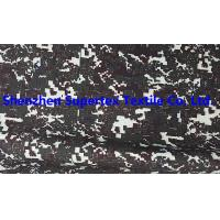 Quality PTFE Laminated 300D Polyester Oxford Breathable Coated Fabric 2mm Ribstop Digital Camo for sale