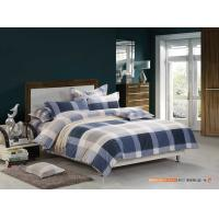 Quality Mens Turquoise 4 Piece Bedding Sets , 4 Piece Toddler Home Bedding Sets for sale