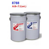 Quality 8788  Two Component Polyurethane Adhesive Glue / polyurethane floor adhesive for sale