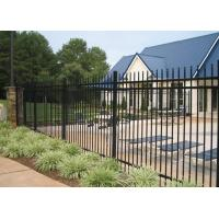 Buy Security Steel Wire Fencing Decorative , Pvc Coated Welded Wire Mesh Panels at wholesale prices