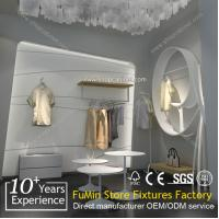 Quality clothes shop furniture/wall mounted clothes display rack/Outdoor sports clothes for sale