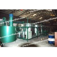 Quality NRY Used Motor Oil Recycling/car Oil regeneration/Ship oil Purifier machine for sale