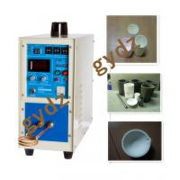 Quality High Frequency 15KW Induction Melting Furnace for melting 1~5KG gold for sale