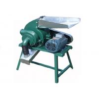 Quality High Efficiency Coconut Shell , Peanut Shell Wood Hammer Mill With CE Approved for sale
