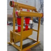 Quality O&G well drilling mud system hydrocyclone desander for sale at Aipu solids for sale
