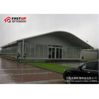 Quality Heavy Duty Transparent Marquee Tent , 800 People Custom Trade Show Tents for sale