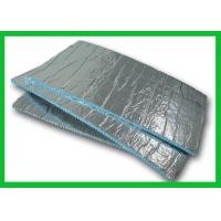 China Fireproof Construction Pink XPE Foam Insulation Foil Wrapped Insulation on sale