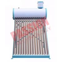 Quality 150L Thermosiphon Solar Water Heater Industrial With Coil Heat Exchanger for sale