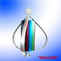 Quality Wellsee Wind Turbine (vertical axis small vertical wind turbine) Ws-Wt 200W for sale