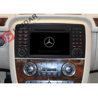 Quality PX5 RK3288 Octa Core Mercedes Benz Car DVD Player 7 Inch Car Stereo Gps for sale
