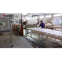 High Capacity Fully Automatic Lamination Machine Less Labor For Gypsum Board