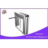 China Fully automatic mechanism turnstile entry systems pedestrian entrance on sale