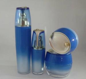 Quality new15grsm  30gram 50gram plastic skin care  cosmetic serum pump bottles for sale
