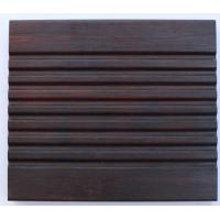 outdoor carbonized strand woven bamboo flooring