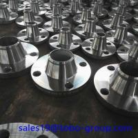 Steel Flanges Stainless Steel Weld Neck Flanges WNRF  ASTM A 182 GRASTM B466 UNS C70600 ASMEB16.5 for sale