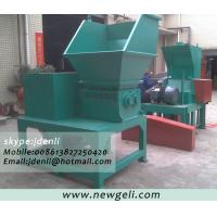 Quality Plastic shredder,pet bottle shredder,pe films shredder machines,plastic lump shredder for sale