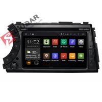 Quality Android 7.1.1 Car GPS Navigation DVD Player For SsangYong Actyon / Kyron / Korando for sale