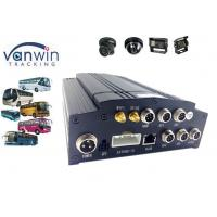 Quality 720P HD video recording DVR 3G GPS WIFI people counter 4CH HDD AHD MDVR for bus for sale