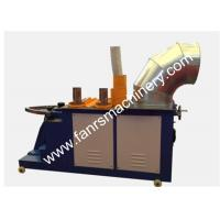 Buy Galvanized Steel Duct Elbow Machine With Thickness 0.4 To 1.5 mm With Hydraulic at wholesale prices