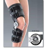 Buy cheap orthopedic surgical adjustable knee brace from wholesalers