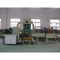 Quality Aluminum Foil Take Away Container Production Line  CPU 224 PLC for sale