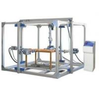 Quality 5 Air Cylinders PLC Control Furniture Testing Equipment, Table Furniture Testing Machine for sale