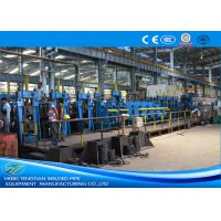 Quality ERW Stainless Steel Tube Mill , Stainless Tube Mills Directly Forming for sale