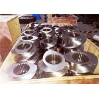 Buy cheap 58mm Twin Screw Extruder Screw Elements Highly Hardness OEM Service from wholesalers