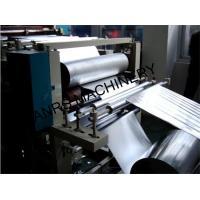 Quality Automatic Food Pop Up Foil Paper Sheet Folding Machine With PLC Control System for sale