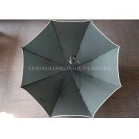 Quality Customised Logo Dark Green Windproof Golf Umbrella As Promotional Items for sale
