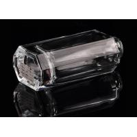 Buy 208ml Recycled Transaprent Empty Perfume Bottles With Atomizer at wholesale prices
