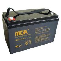 Quality Deep Cycle Batteries-12V110AH/20HR for sale