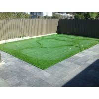 Buy cheap best golf artificial green grass from wholesalers