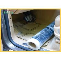 Buy cheap Strong Adhesive Strength Auto Carpet PE Protective Film For All Kind Of Cars from wholesalers