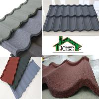Quality Waterproof Colour Coated Metal Roofing Sheets , Galvalume Steel Sheet SONCAP for sale