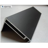 Quality Electrophoresis aluminum frames for solar panels  weather resistance 6061 6063 T4 - T6 for sale
