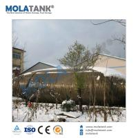 Quality MOLATANK Durable and Multifunctional Plastic Smc Water Tank for sale