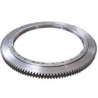 Quality Slewing Ring Bearing External Gear Single With Single Row Bearing For Engineering Crane for sale