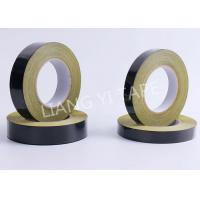 China Anti Aging Acrylic Fabric Insulation Tape For Wire Harness Bundle on sale
