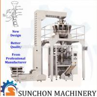 Buy Automatic Spaghetti Noodle Packing Machine with Multi Heads Weigher at wholesale prices